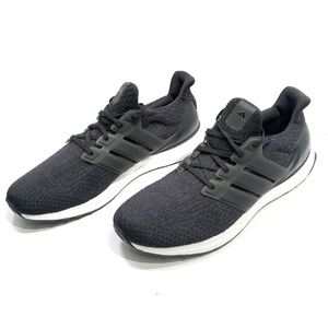 NEW Adidas UltraBOOST 3.0 Core Black Running Shoes